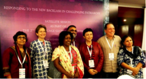 The New Backlash in Challenging Patriarchy Report on the Session held during the Global Symposium, New Delhi, 2014. Four speakers from around the world give their views