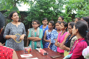 Mapping Change in the Lives of Girls